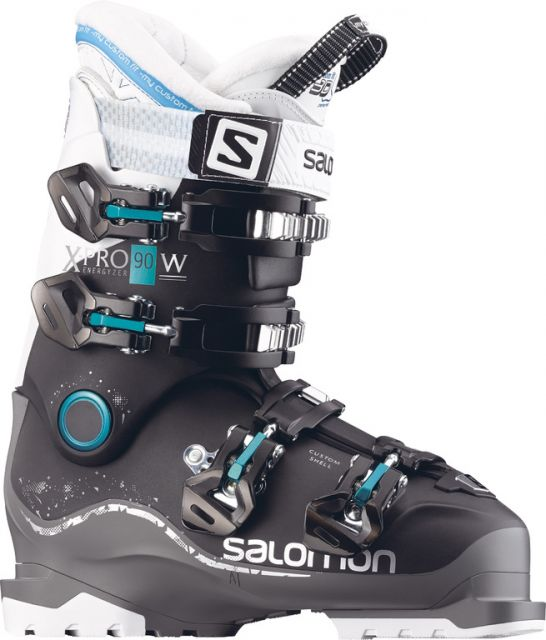 Salomon Womens X Pro 90 Ski Boots