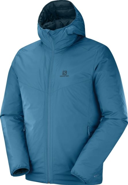 Salomon Drifter Loft Mens Hooded  Insulated  Jacket