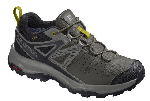 Salomon Mens X Radiant Gore-Tex Walking Shoes