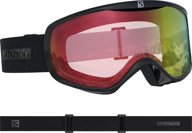 Salomon Womens Sense Photo Snow Goggles