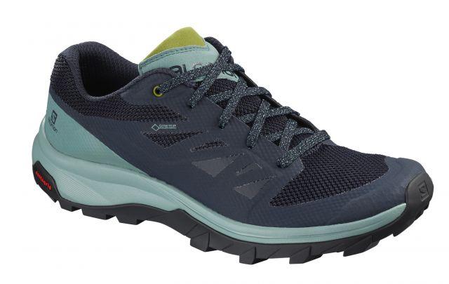 Salomon Women's Outline GORE-TEX Walking Shoes