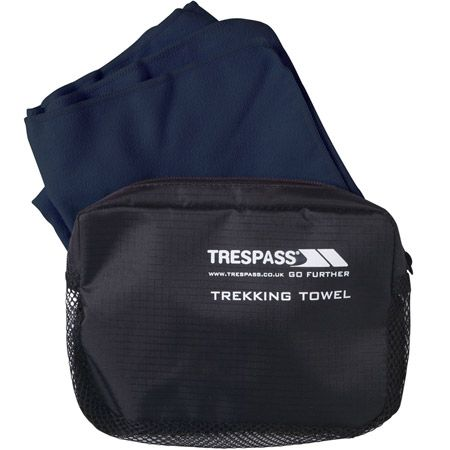 Trespass Travel Microfibre Quick Dry Towel