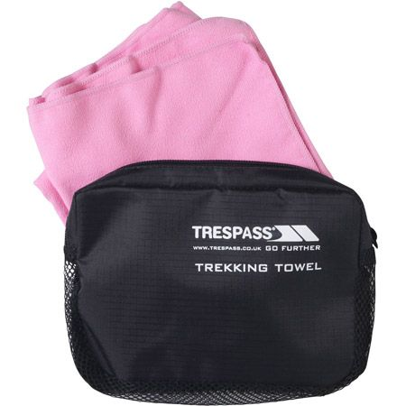 Trespass Travel Microfibre Quick Dry Towel