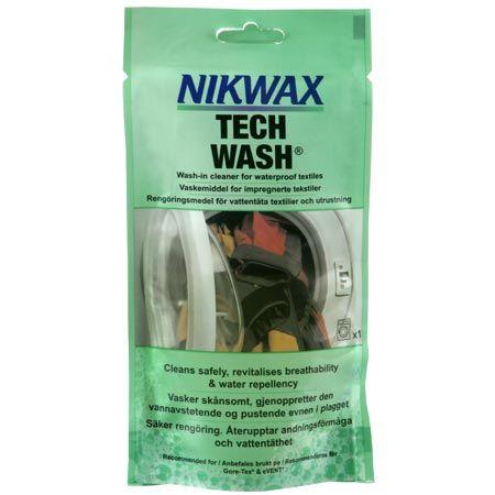 Nikwax Tech Wash (100ml Pouch)