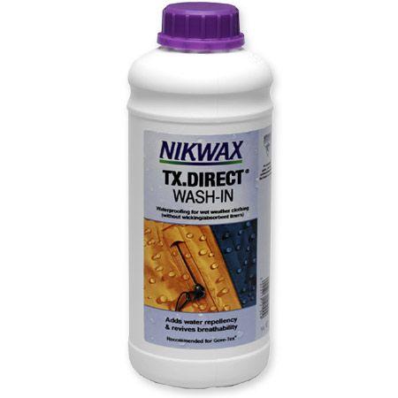 Nikwax TX Direct Waterproofing Wash In 1Litre