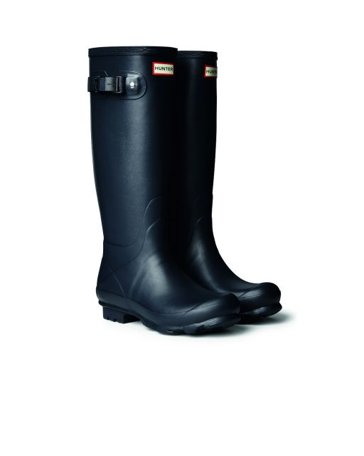Hunter Womens Norris Field Wellington Boots