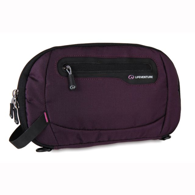 Lifeventure Document wallet - purple