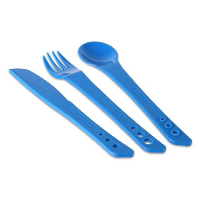 Lifeventure Ellipse Knife/Fork/Spoon Set