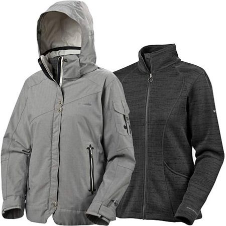 Columbia Orchard Street Parka Women's Ski Jacket