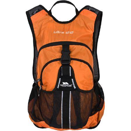 Trespass Unisex Ultra 22 Litre Backpack