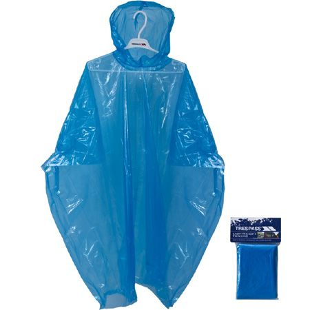 Trespass Drylite Emergency Poncho