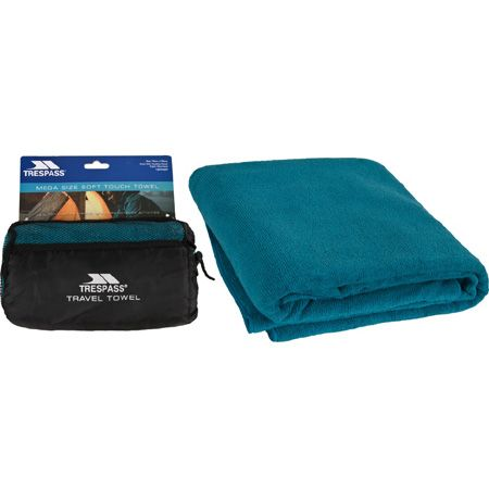 Trespass Travel Fast Drying Towel