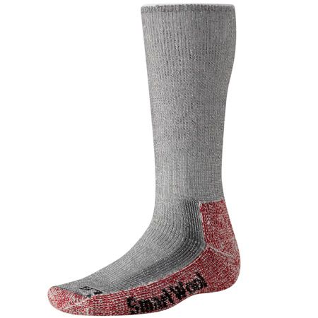 Smartwool Mens Mountaineering Extra Heavy Crew Socks