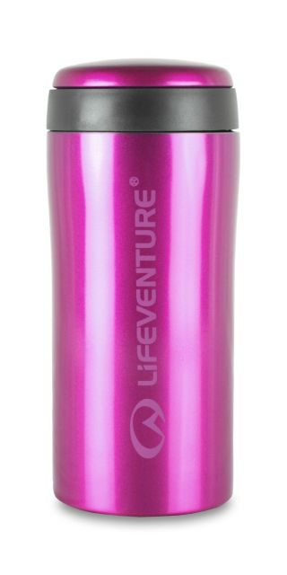 Thermal Mug Matt Pink LV