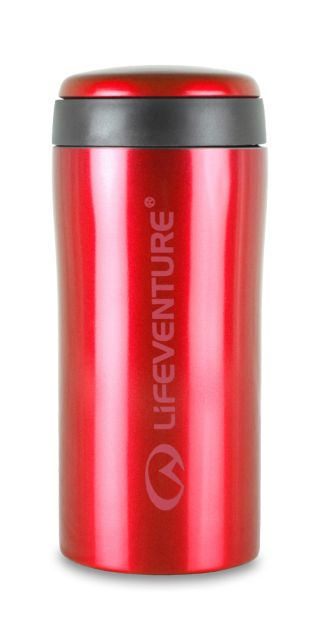 Thermal Mug Red LV