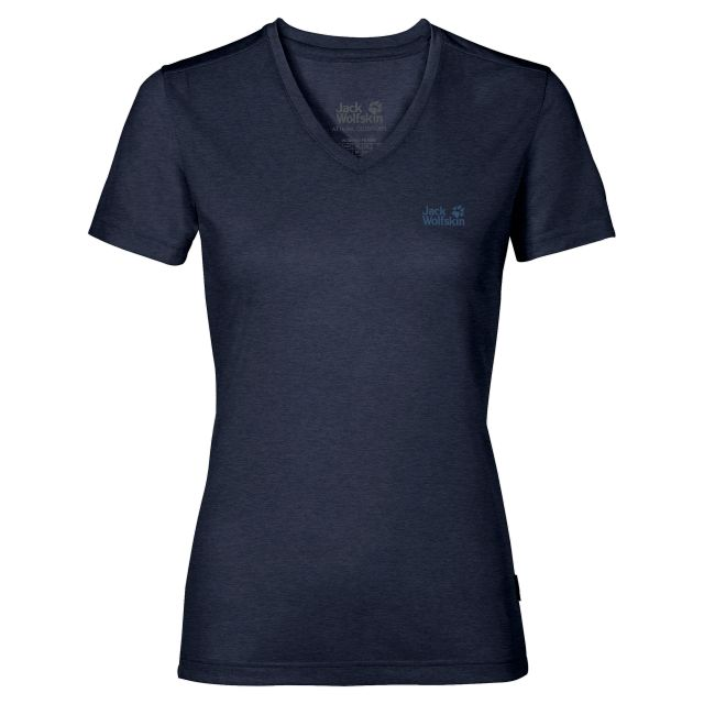 Jack Wolfskin Womens Crosstrail T Shirt