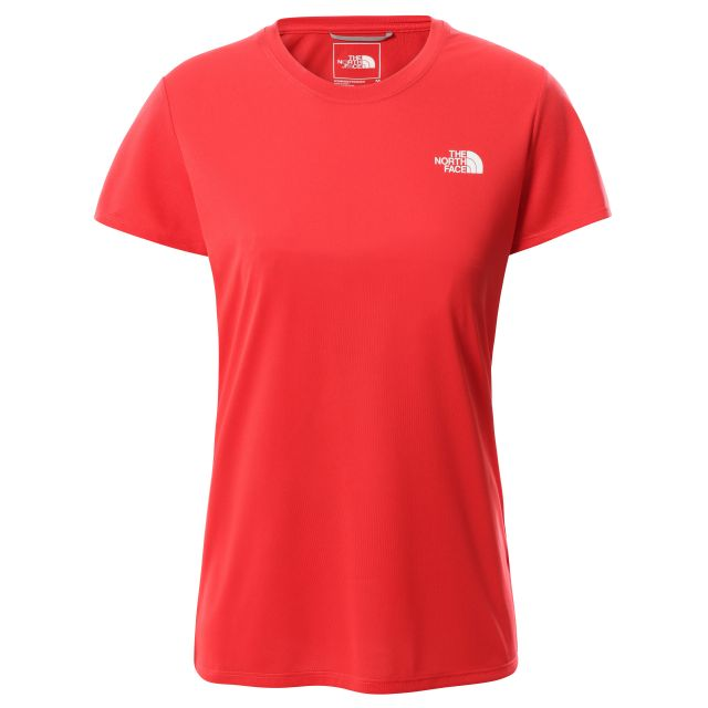 The North Face Womens Reaxion Crew Neck T Shirt