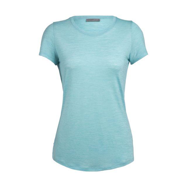 Icebreaker Womens Cool-Lite Sphere Low Crewe T Shirt