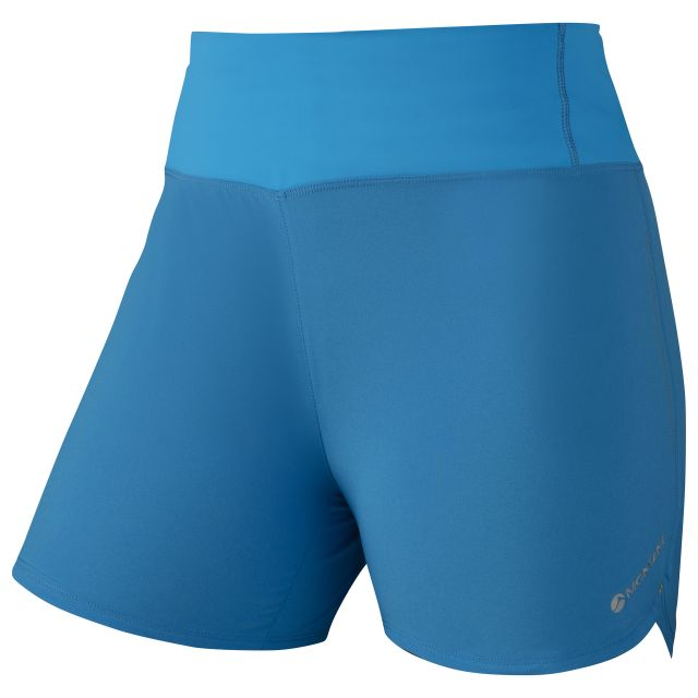 Montane Womens Katla 4 Inch Running Shorts