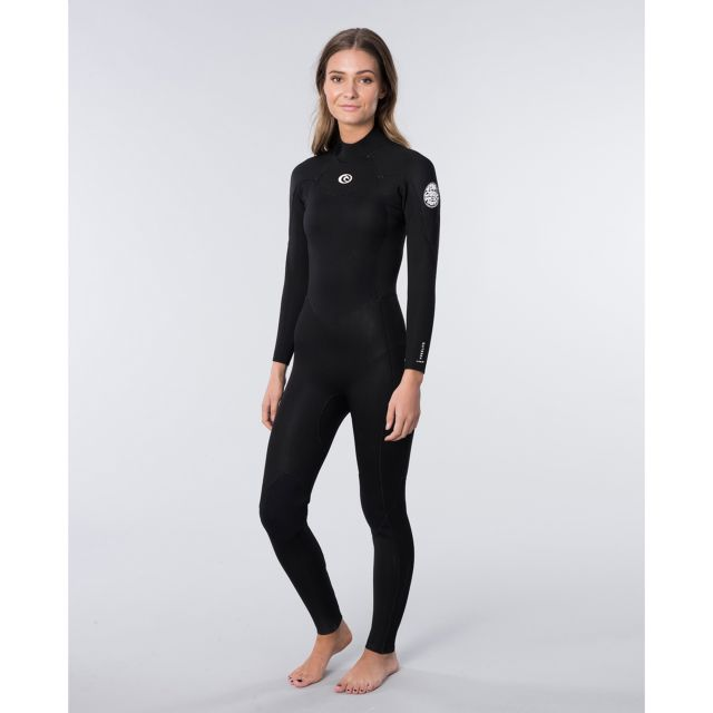 Rip Curl Freelite 5/3mm Back Zip Womens Full Wetsuit