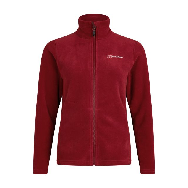 Berghaus Womens Prism Full Zip InterActive Fleece Jacket