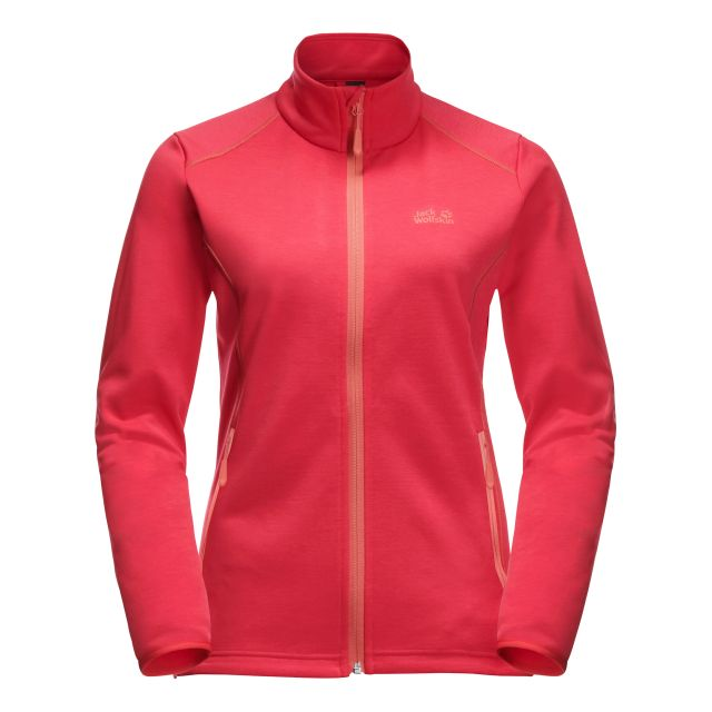 Jack Wolfskin Womens Horizon Fleece Jacket