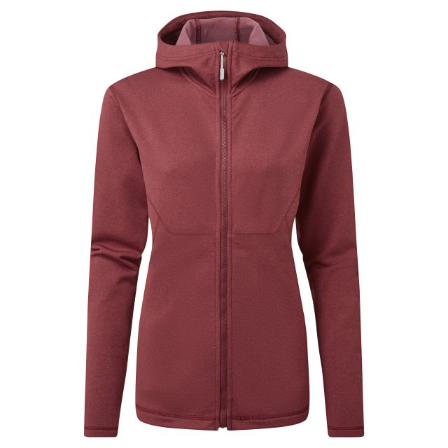 Rab Womens Geon Hooded Fleece