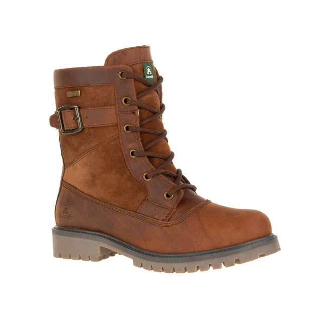 Kamik Womens Rogue Mid Length Waterproof Winter Boots