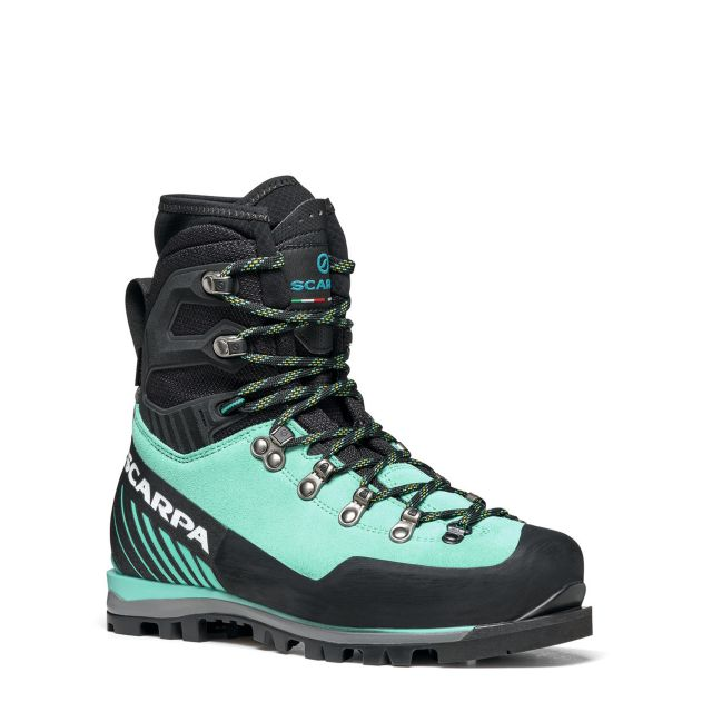 Scarpa Womens Mont Blanc Pro Gore-Tex Mountain Boots