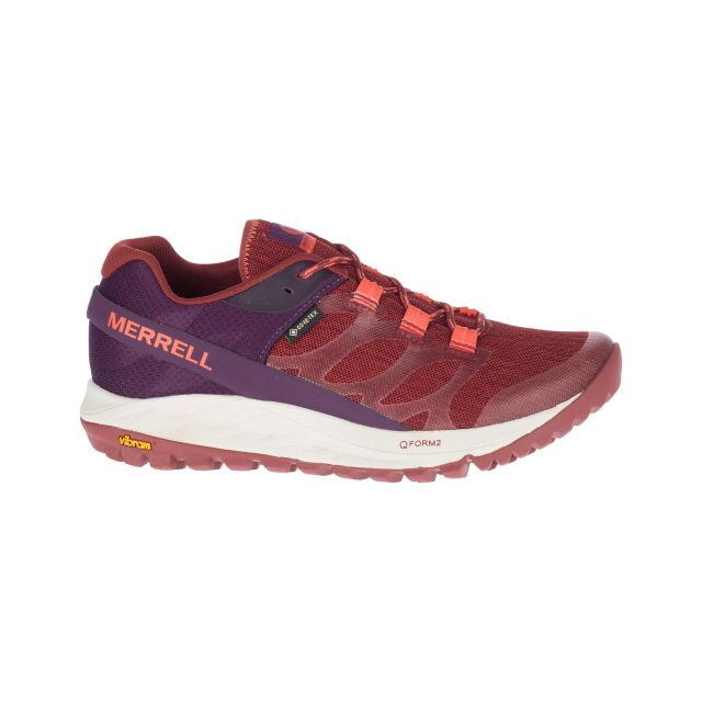 Merrell Womens Antora Gore-Tex Trail Running Shoes
