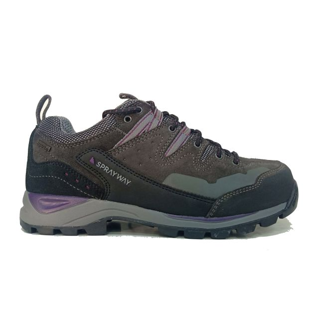 Sprayway Oxna Low HydroDRY Womens Walking Shoes