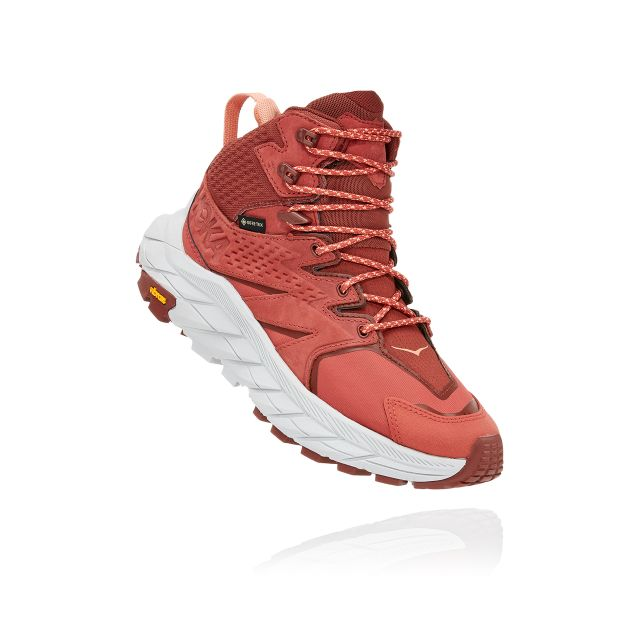Hoka One One Anacapa Mid Gore-Tex Womens Walking Shoes