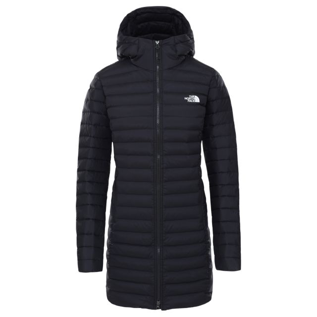 The North Face Womens Stretch Insulated Down Parka Jacket