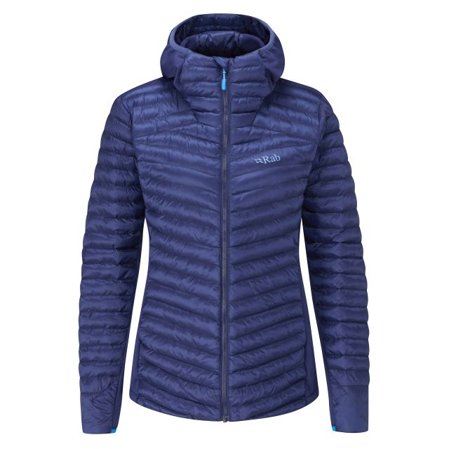 Rab Womens Cirrus Flex 2.0 Hooded Insulated Jacket
