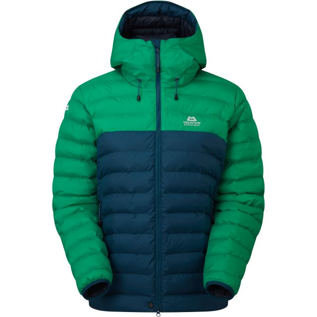 Mountain Equipment Superflux Womens Insulated Jacket