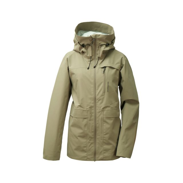 Didriksons Womens Wida Waterproof Jacket