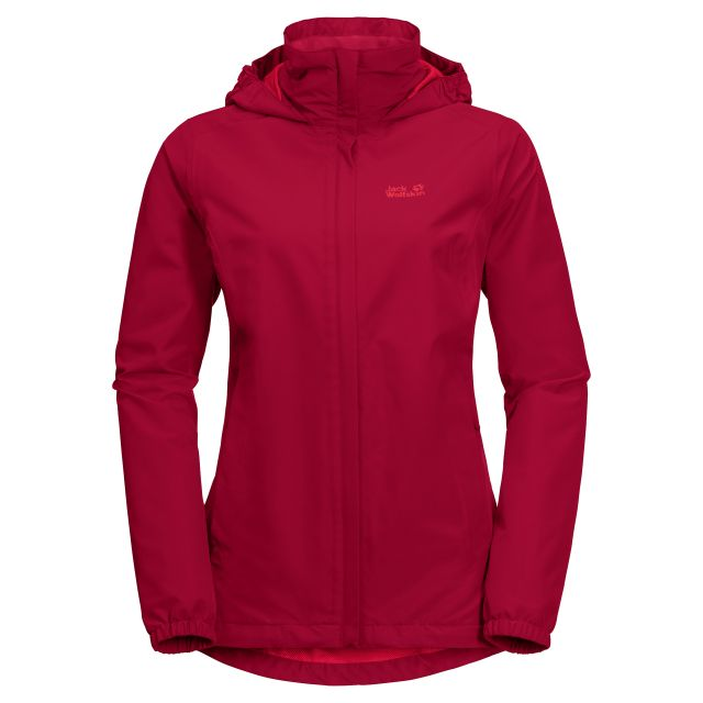 Jack Wolfskin Womens Stormy Point Waterproof Jacket