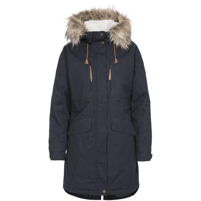 Trespass Womens Faithful Waterproof Parka Jacket