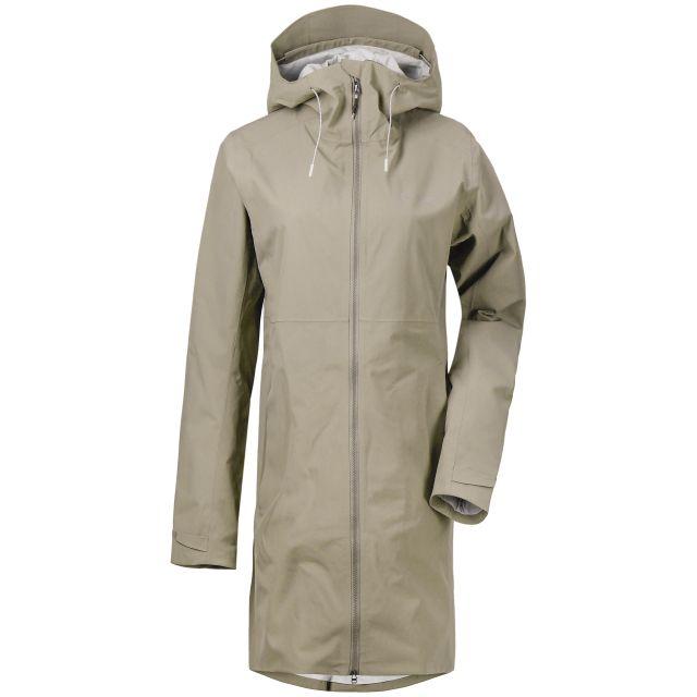 Didriksons Womens Bea Parka 3 Waterproof Jacket