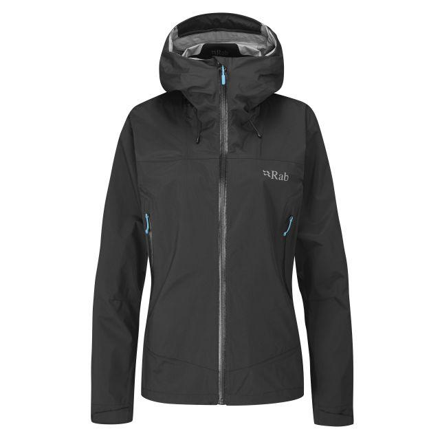 Rab Downpour Plus 2.0 Womens Waterproof Jacket