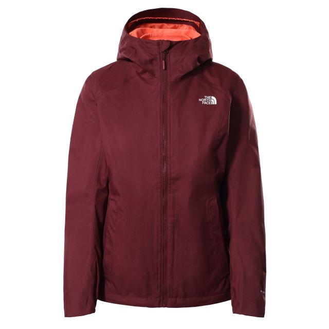 The North Face Quest Zip-In Triclimate Womens Waterproof Jacket