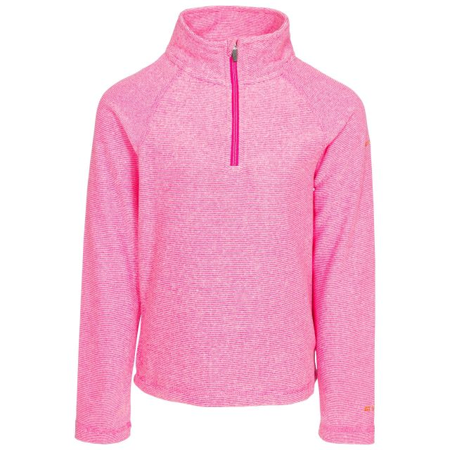 Trespass Kids Meadows Half Zip Fleece