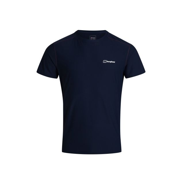 Berghaus Mens 24/7 Short Sleeve Tech T Shirt