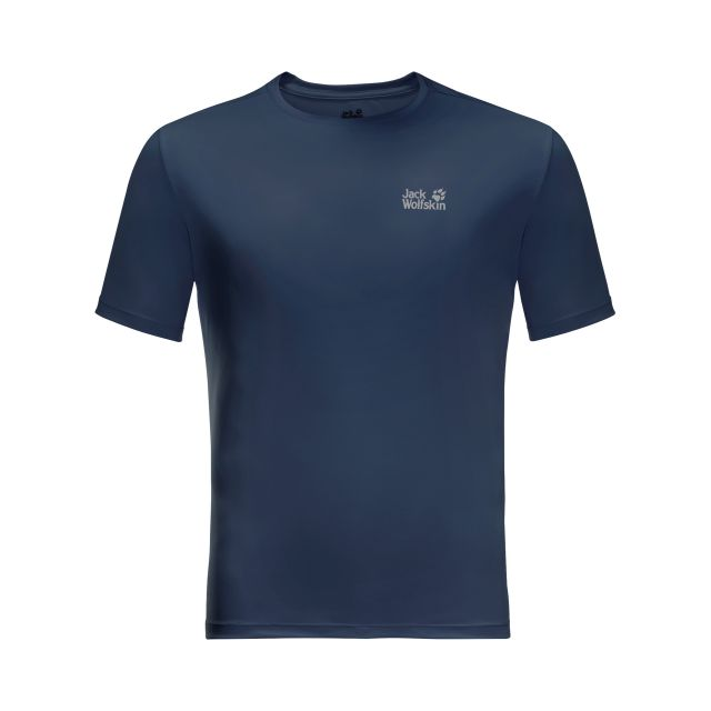 Jack Wolfskin Mens Technical Base Layer Top