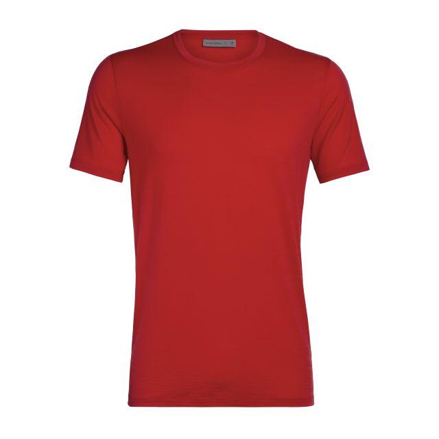 Icebreaker Mens Tech Lite SS Crewe T Shirt