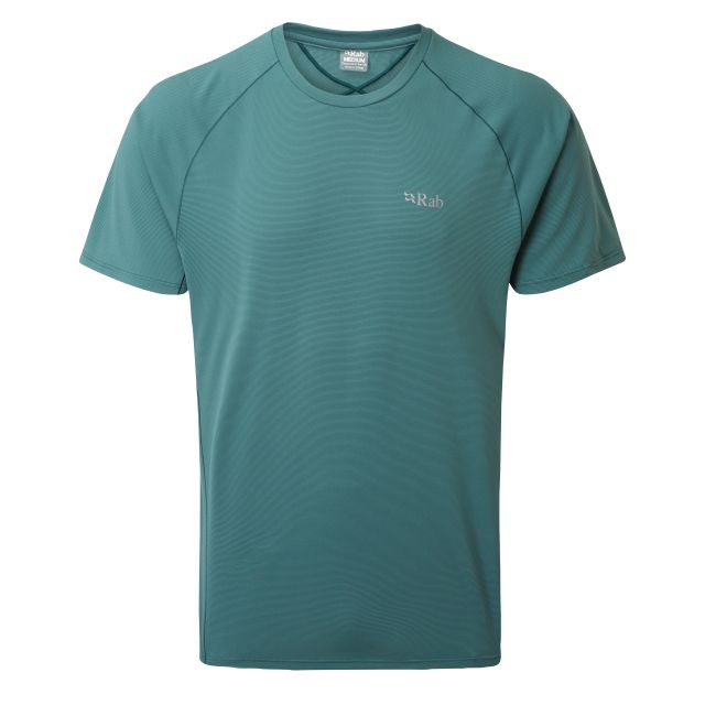 Rab Mens Force Short Sleeve T Shirt