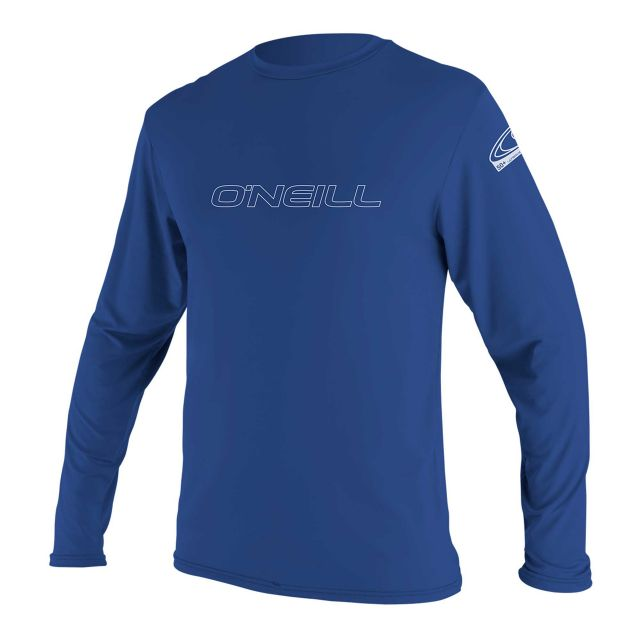 O'Neill Mens Basic Skins Long Sleeve Sun Shirt