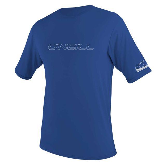 O'Neill Mens Basic Skins Short Sleeve Sun Shirt