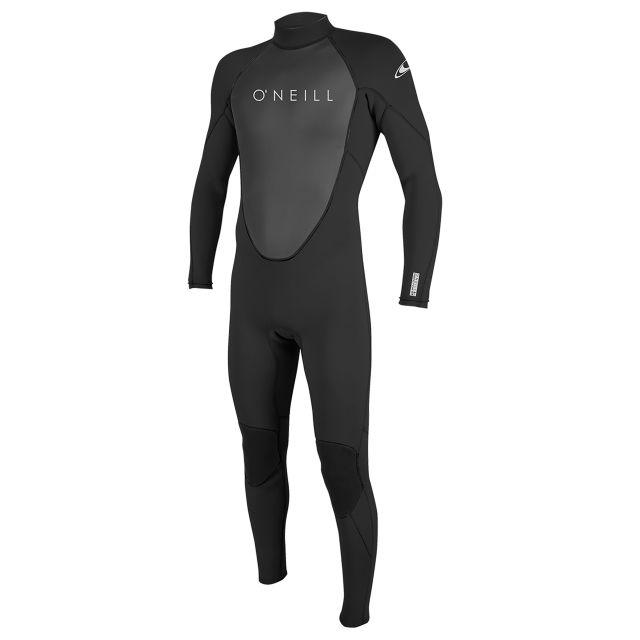 O'Neill Mens Reactor-2 3/2mm Back Zip Full Wetsuit