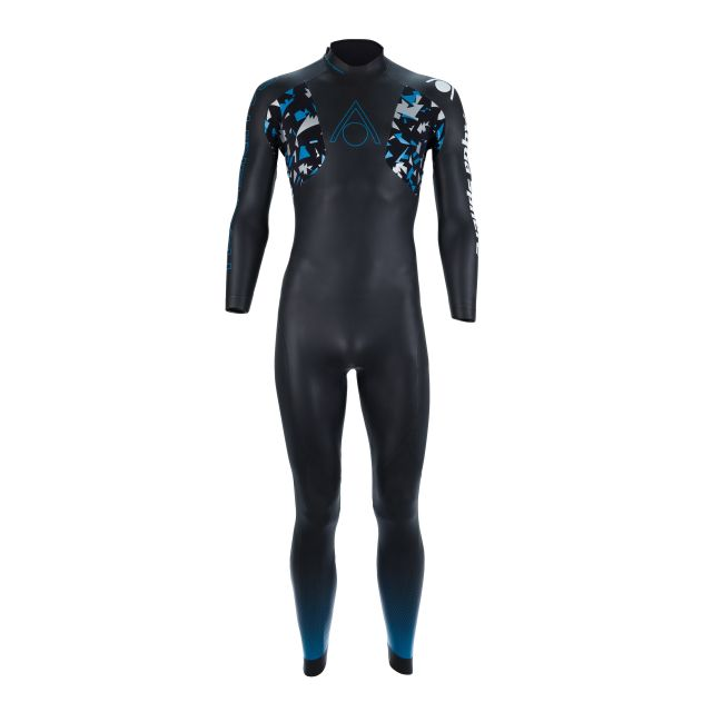 Aqua Sphere Mens Aqua Skin V3 Full Wetsuit